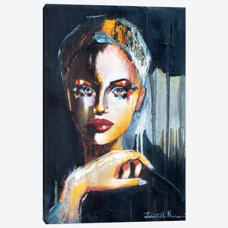 Take Me Out Canvas Print #DOM82} by Donatella Marraoni Canvas Art