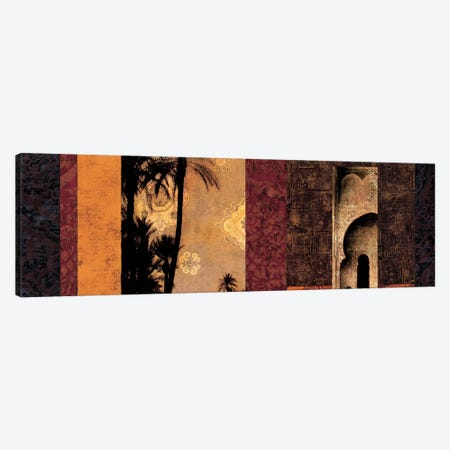 Marrakesh Canvas Print #DON102} by Chris Donovan Canvas Art