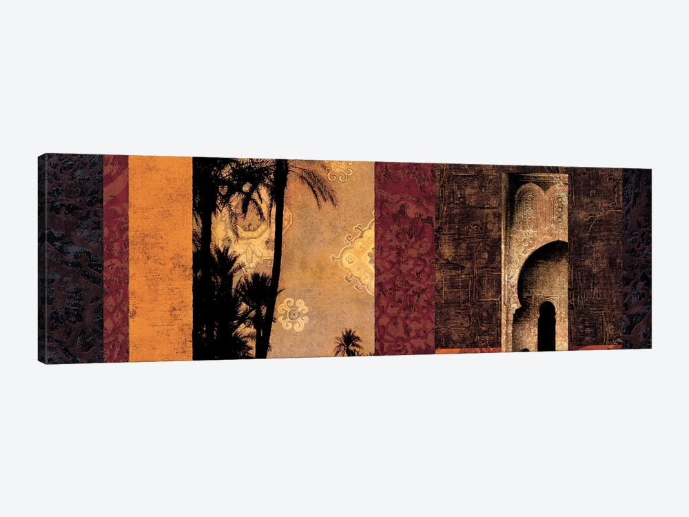 Marrakesh by Chris Donovan 1-piece Canvas Print
