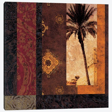 Moroccan Nights I Canvas Print #DON109} by Chris Donovan Canvas Art