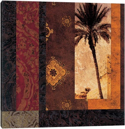 Moroccan Nights I Canvas Art Print