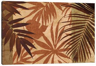 Palm Treasure Canvas Art Print