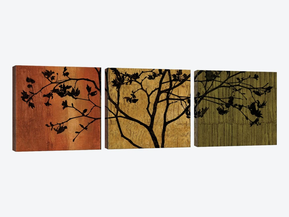 Arboreal II by Chris Donovan 3-piece Canvas Art Print
