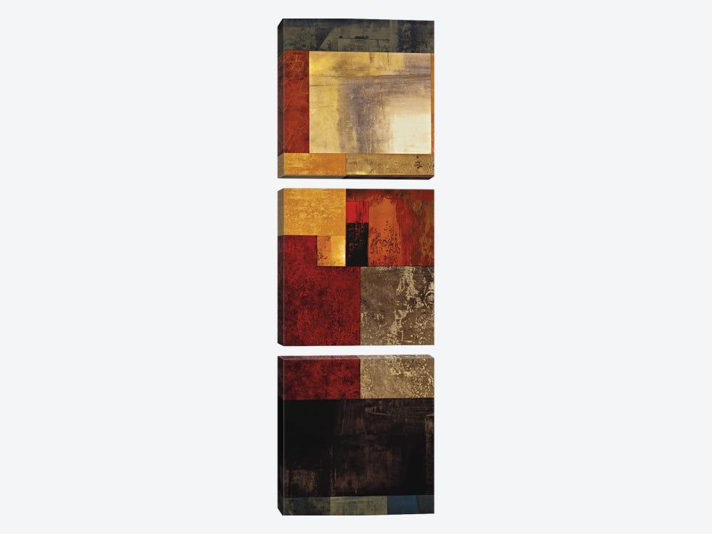 Supreme II by Chris Donovan 3-piece Canvas Wall Art