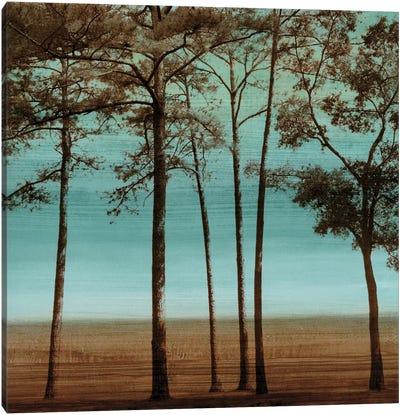 Azure I Canvas Art Print