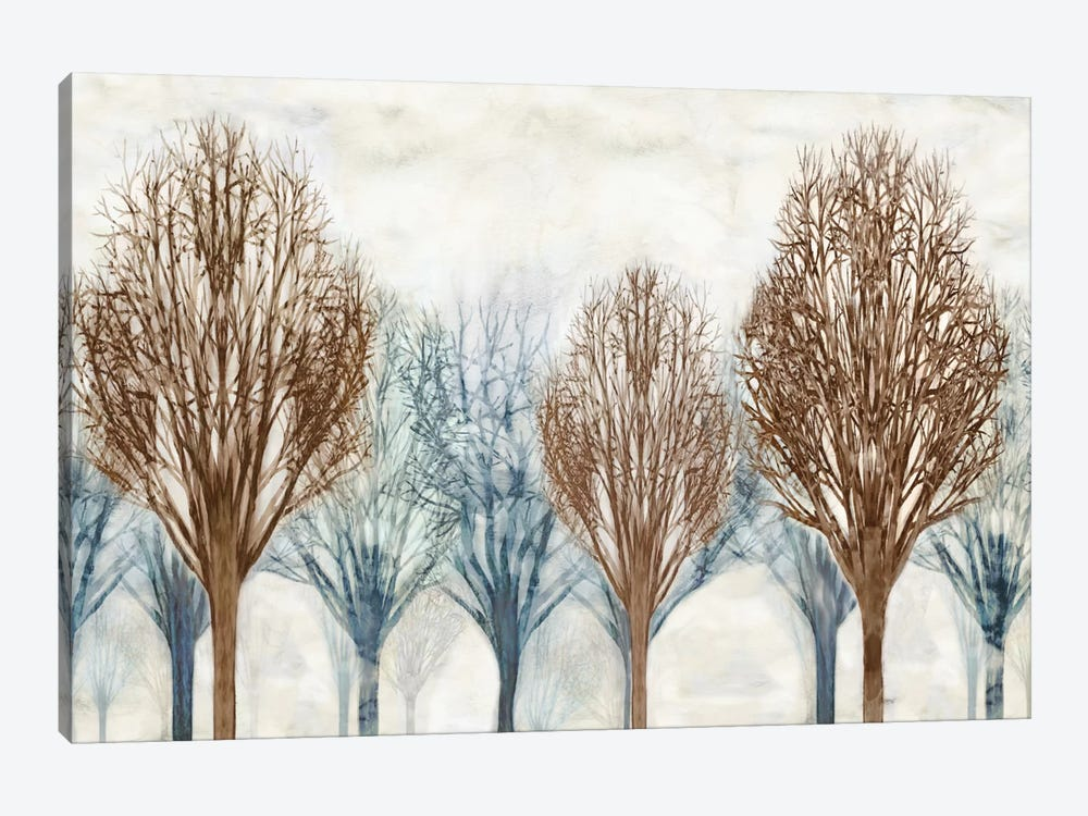 Through The Woods I by Chris Donovan 1-piece Art Print