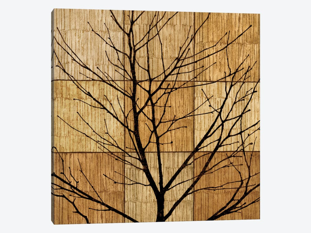 Tree Silhouette II by Chris Donovan 1-piece Canvas Art