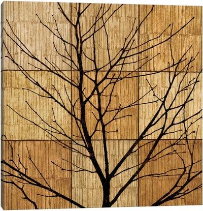 Tree Silhouette II Canvas Art Print