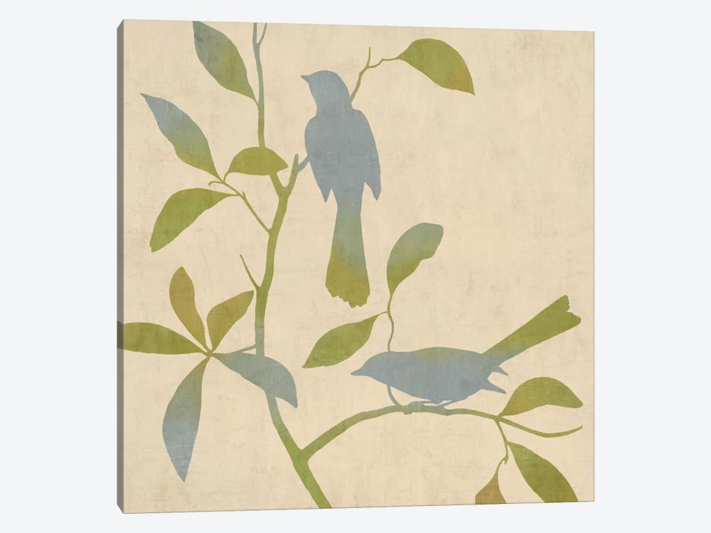 Birdsong I by Chris Donovan 1-piece Canvas Artwork