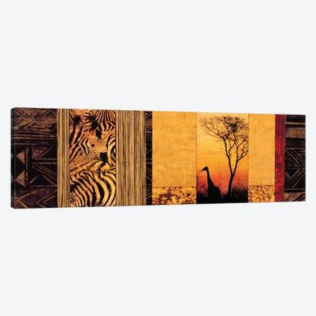 African Plains Canvas Print #DON3} by Chris Donovan Canvas Art Print