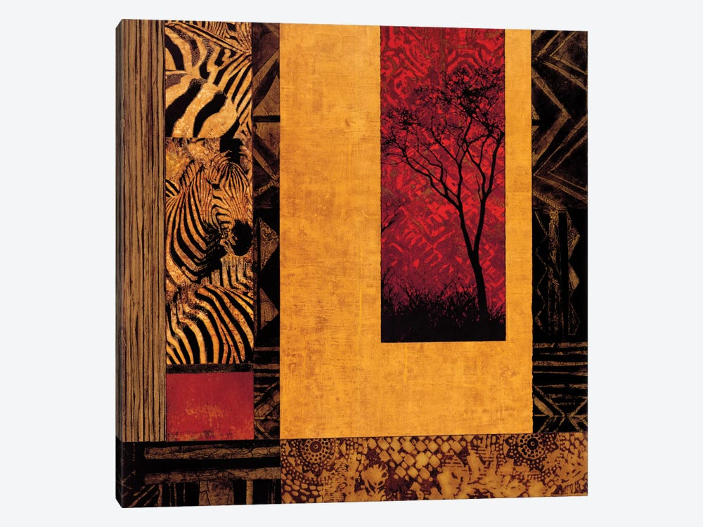 African Studies II by Chris Donovan 1-piece Canvas Art