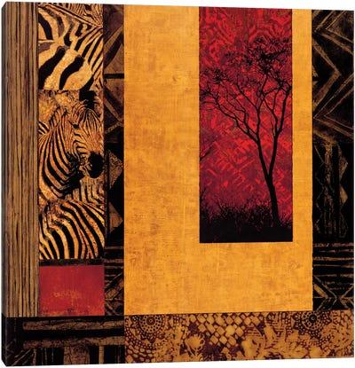 African Studies II Canvas Art Print