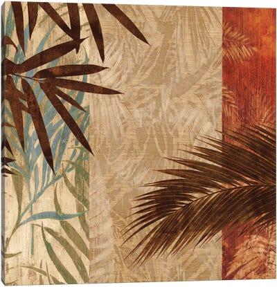 In The Tropics I Canvas Art Print