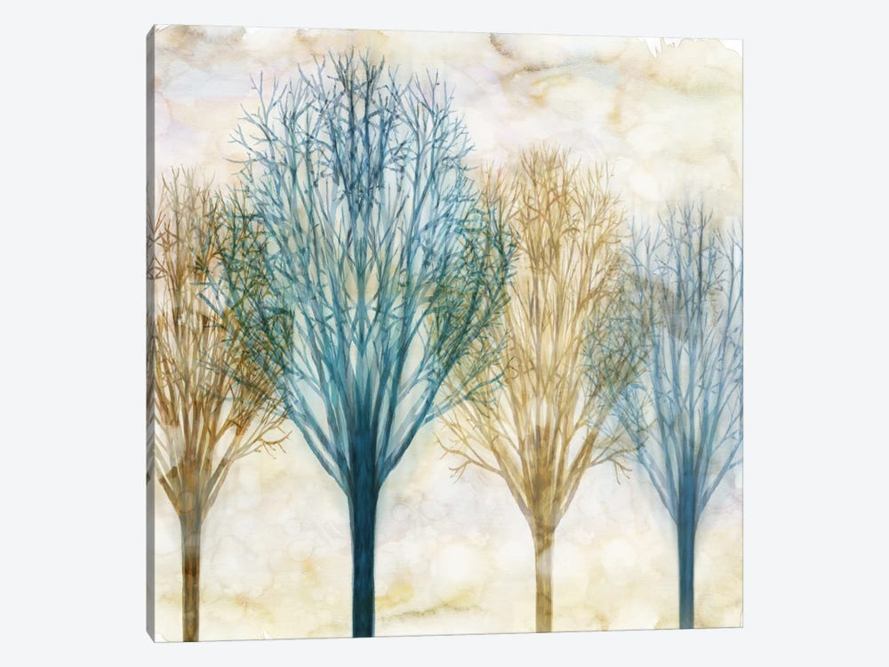 Among The Trees I by Chris Donovan 1-piece Canvas Art Print