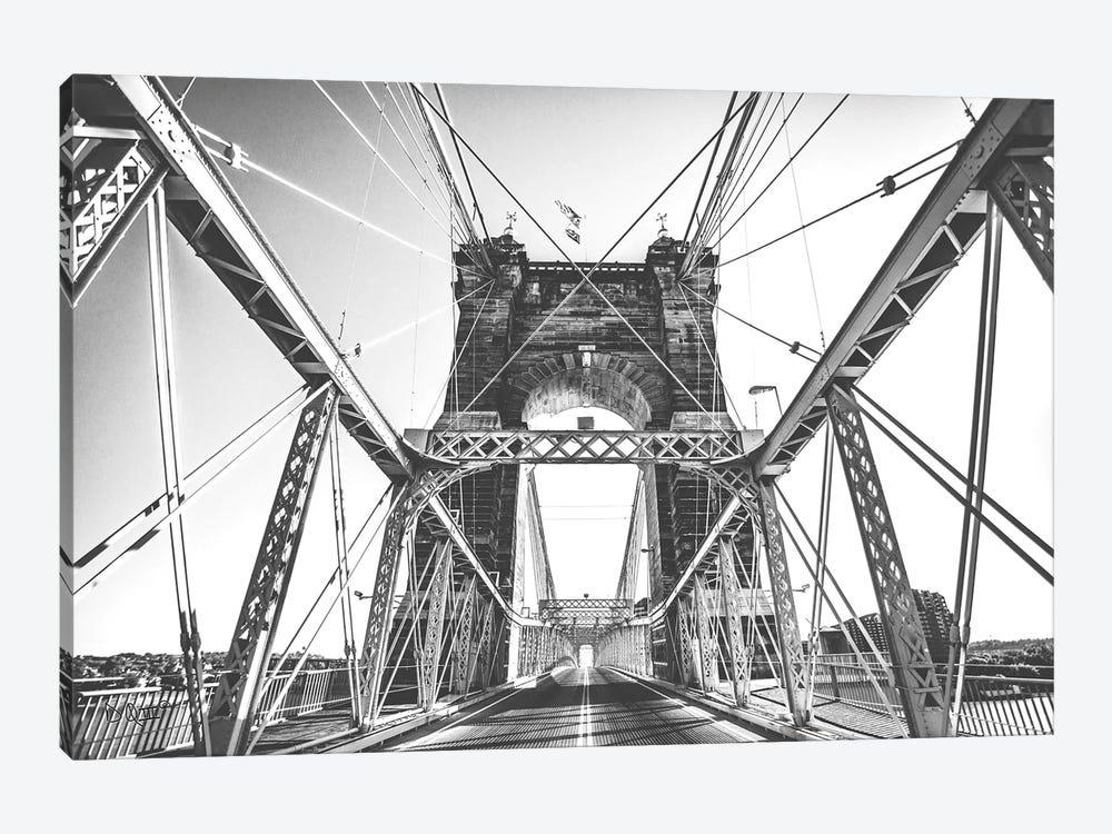 Gray Matter by Donnie Quillen 1-piece Canvas Print