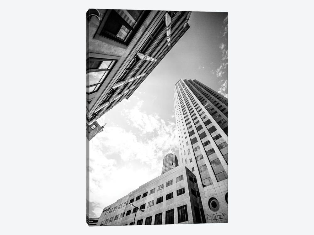 Built From The Ground Up I by Donnie Quillen 1-piece Canvas Print