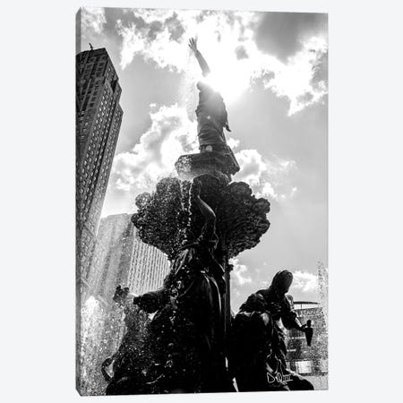 Built From The Ground Up III Canvas Print #DOQ5} by Donnie Quillen Canvas Artwork