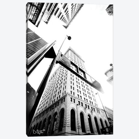 Built From The Ground Up IV Canvas Print #DOQ6} by Donnie Quillen Canvas Art