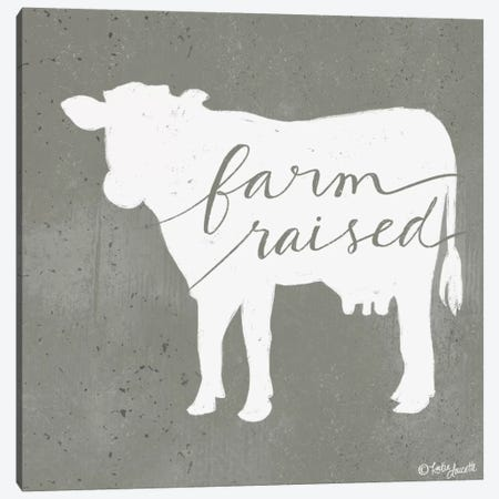 Farm Raised Canvas Print #DOU10} by Katie Doucette Canvas Art Print