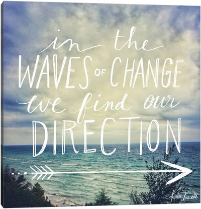 Find Our Direction Canvas Art Print