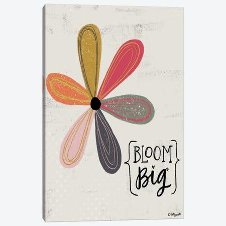 Bloom Big Canvas Print #DOU4} by Katie Doucette Canvas Artwork