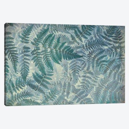 Oak Fern Pattern Canvas Print #DPA16} by Don Paulson Canvas Print