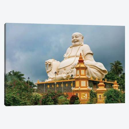 Ving Trang Pagoda, Vietnam, Asia II Canvas Print #DPE13} by Douglas Peebles Canvas Artwork