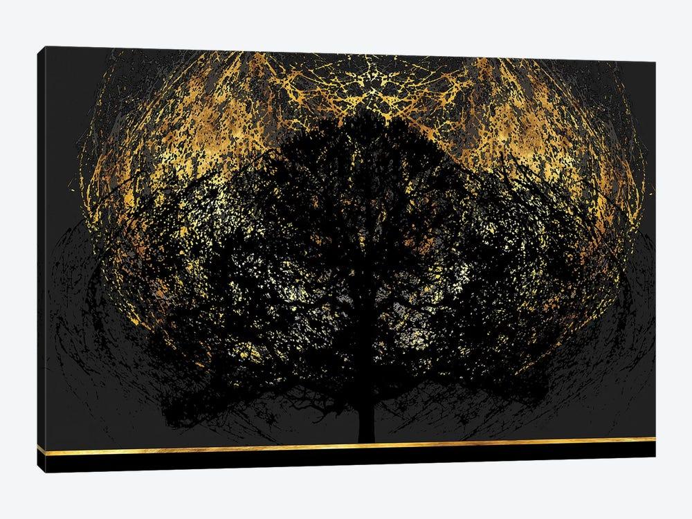 Burning Bush by Daphne Horev 1-piece Canvas Art Print