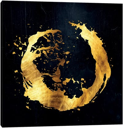 Digital Enso I Canvas Art Print