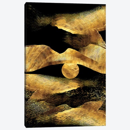Fata Morgana Canvas Print #DPH18} by Daphne Horev Art Print