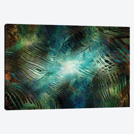 Underwater Scape Canvas Print #DPH52} by Daphne Horev Art Print