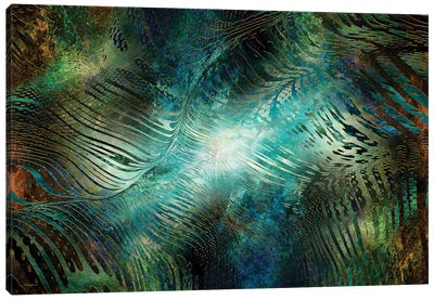Underwater Scape Canvas Art Print