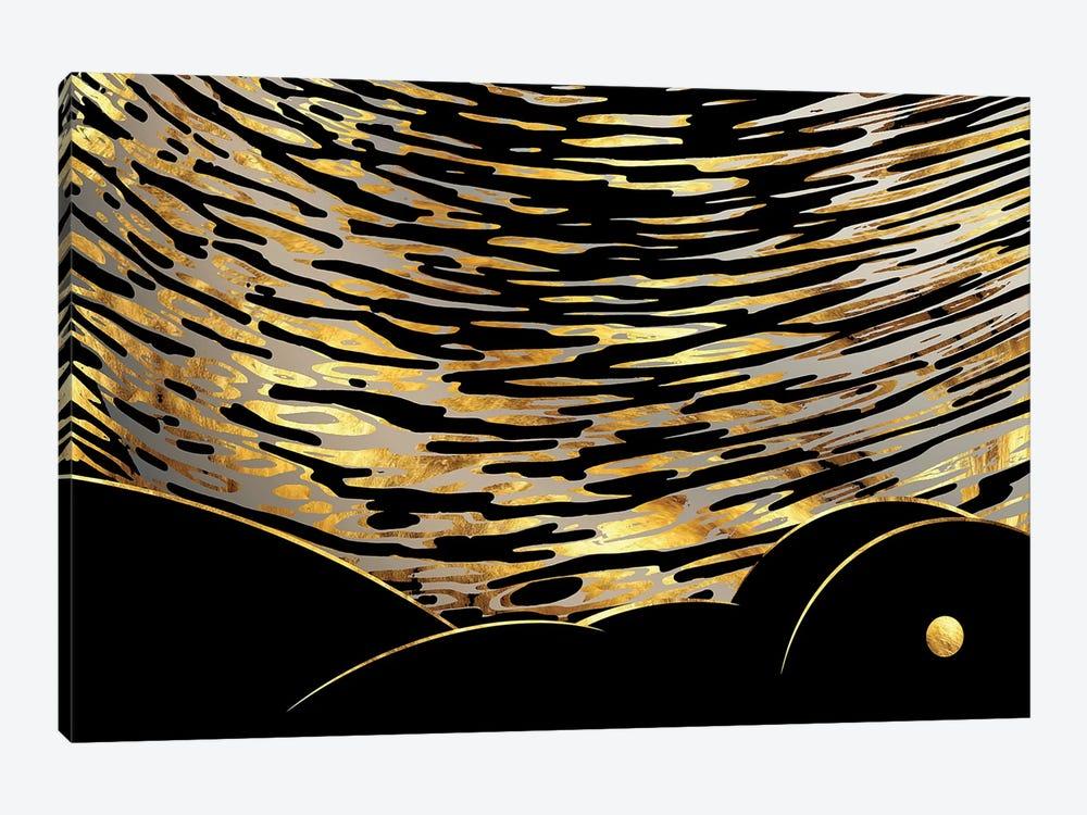 Underwater Venus by Daphne Horev 1-piece Canvas Art