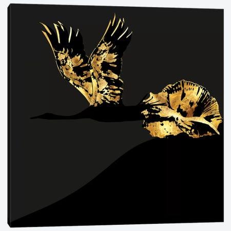 Transformation - Take Off Canvas Print #DPH72} by Daphne Horev Canvas Print