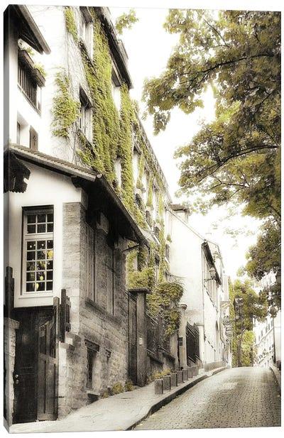 Montmartre Canvas Art Print