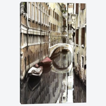 Venice III Canvas Print #DPO37} by Dianne Poinski Canvas Print