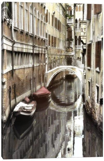 Venice III Canvas Art Print