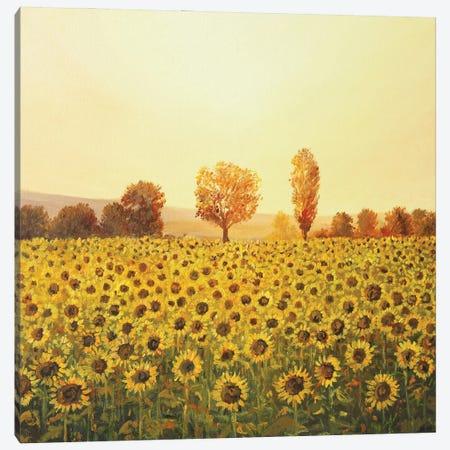 Memories Of The Summer Canvas Print #DPT101} by kirilart Canvas Wall Art