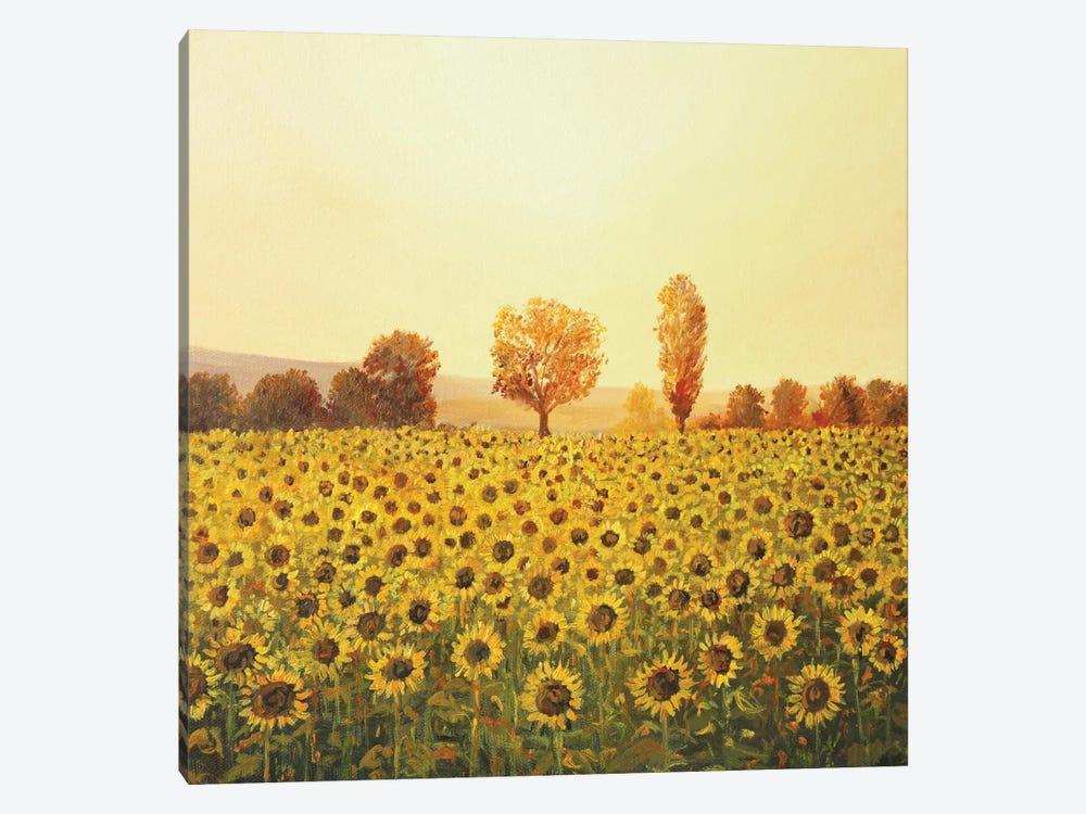 Memories Of The Summer by kirilart 1-piece Art Print