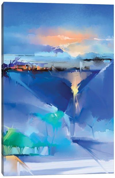 Colorful Landscape II Canvas Art Print