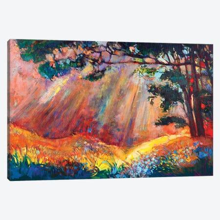 Autumn Forest I Canvas Print #DPT19} by borojoint Canvas Print