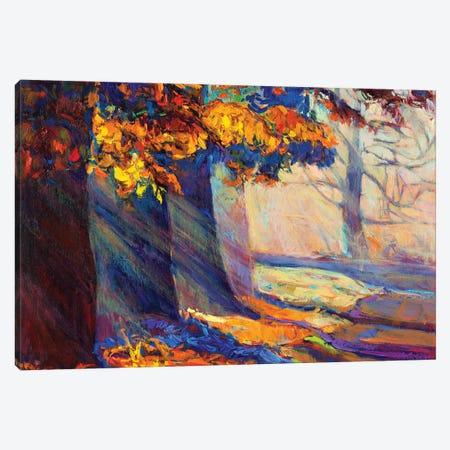 Autumn Forest II Canvas Print #DPT20} by borojoint Canvas Artwork