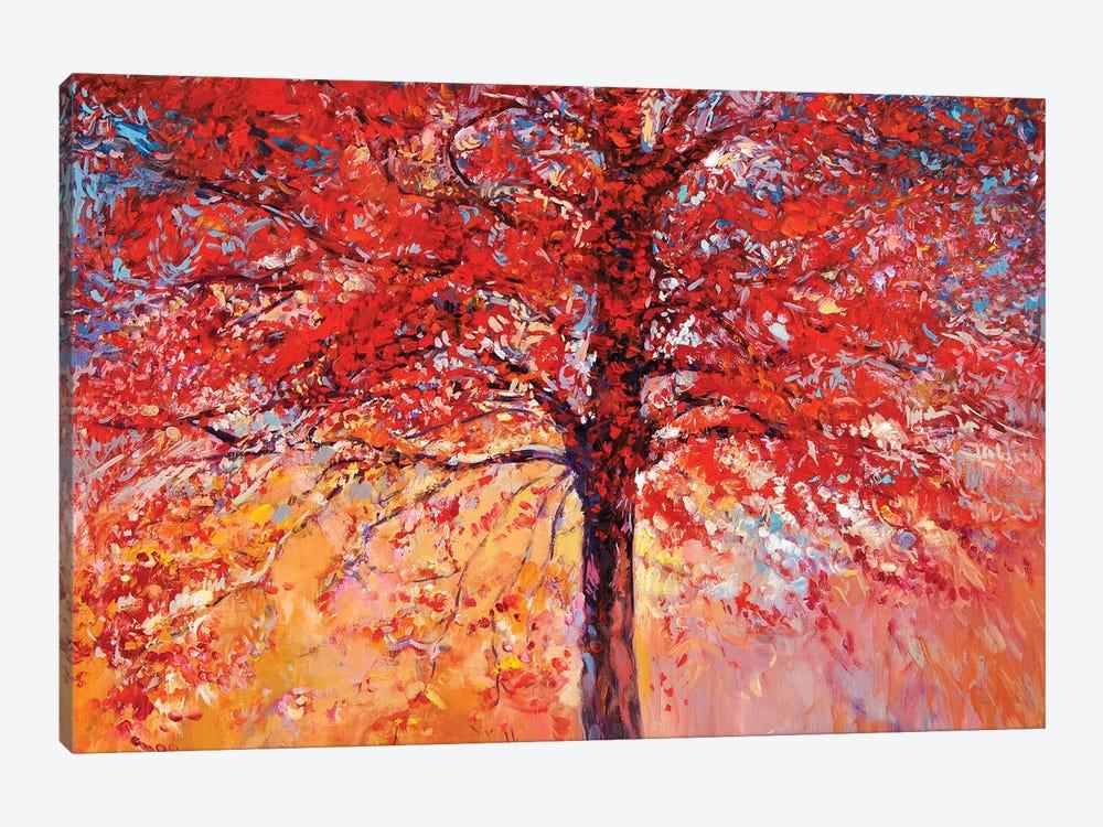 Autumn Tree III by borojoint 1-piece Canvas Wall Art