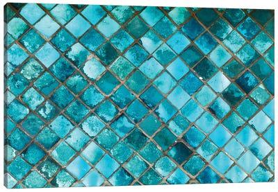 Glass Mosaic Canvas Art Print