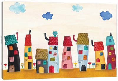 Illustration For Children Canvas Art Print