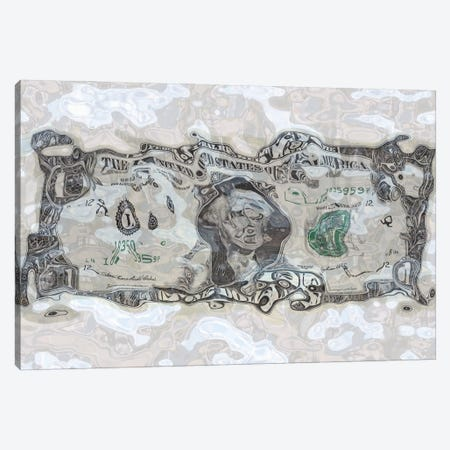 Sunken Dollar Canvas Print #DPT66} by georgios Canvas Print