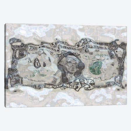 Sunken Dollar Canvas Print #DPT66} by georgios Canvas Print
