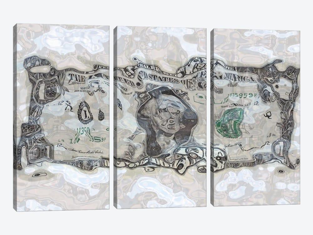 Sunken Dollar by georgios 3-piece Art Print