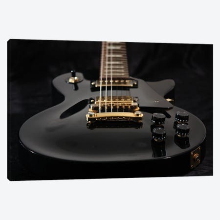Close Up Of Electric Guitar Canvas Print #DPT97} by jrp studio Canvas Art