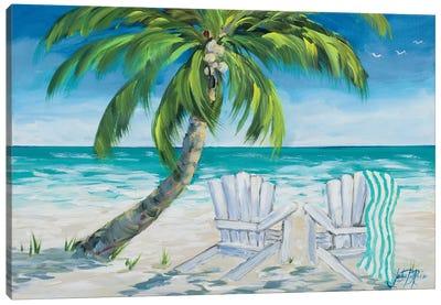 Ocean Breeze II Canvas Art Print